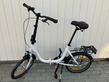 "Kokkupandav jalgratas 20"""