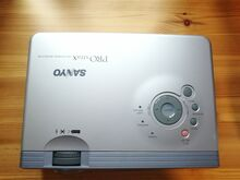 SANYO PROxtraX multiverse projector