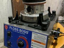 Suhkruvatimasin Floss Boss
