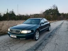 Audi A8 4.2v8 Quattro 1996a