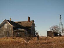Ostan vana talukoha