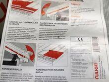 Katuse ehitustarvikud