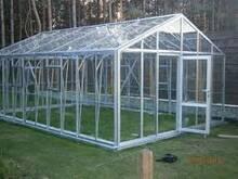 Klaasid kasvuhoonele