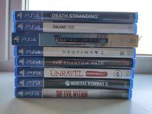 PS4 PlayStation 4 Mängud
