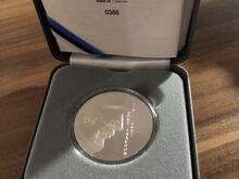 Jüri Jaaksoni hõbemünt