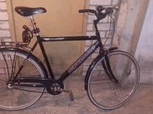 Meeste 3käiguline jalgratas Nakamura