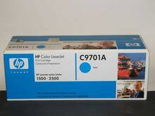 HP 121A Cyan Original Toner Cartridge C9701A