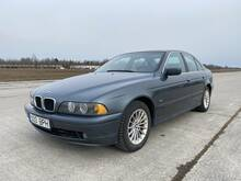 BMW 530dA facelift, 2001