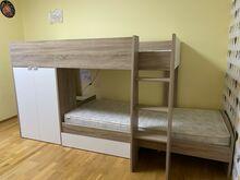 Narivoodi, kahe lapse voodi