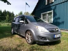 Opel Zafira 2008a.