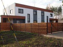 Arhitekt. Eramajade projektid.
