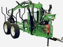 Metsaveohaagised ATV-le ja väiketraktoritele
