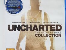 PS4 mäng Uncharted Collection