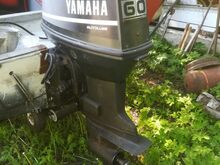 Erinevad paadi mootorid 4-60hp