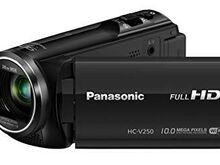Videokaamera Panasonic HC-V250 [Full HD]