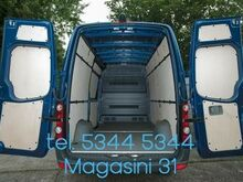 Furgooni kaubiku rent väikebussi tagaluuktõstuki