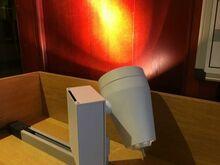 Siinivalgusti Spotlights BST02 valge