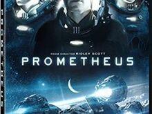 """DVD """"Prometheus"""""""