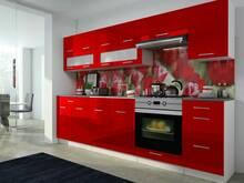 Köögimööbel Scarlet Punane TASUTA TRANSPORT!