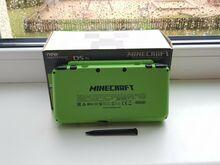 Nintendo 2DS xl Minecraft edition - garantii