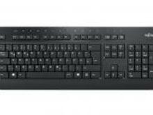 Juhtmega klaviatuur Fujitsu Saksa USB