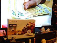 "Finlux SmartTv 55""+Xbox"
