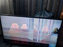 LG smart tv 43 , katkise ekraaniga!