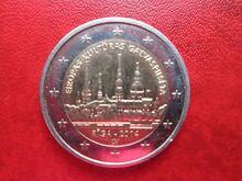 2 eurone juubelimünt