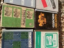 Traktori raamatud!