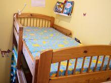 Lapse voodi