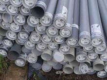 Plasttoru 3,2m, läbimõõt 110mm 2 eur/tk