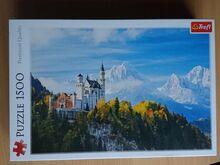 "UUS! Pusle ""Bavarian Alps"" 1500 tk. (puzzle)"
