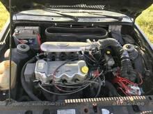 Ford escort 1.6 66kw mootorikomplekt