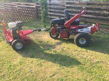 Hooldusniiduk ja traktor Toro