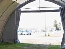 Kaarhall 9.2 x 12 x 4.74 m, 600 g/m², Ranch