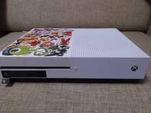 Xbox one S 500gb 5 mängu