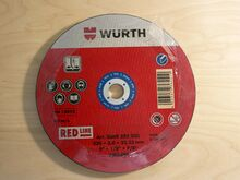Würth metallikettad 230 x 3,0 pakend 5tk
