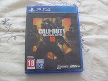 PS4 orig. mäng Call of duty black ops 4