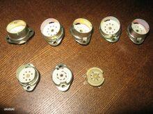 Radio lamp    JA   radio lamp panel