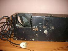 Väga vana diskovalguslamp