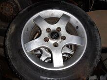Chevrolet Trans Sport 15 tollised veljed + rehvid