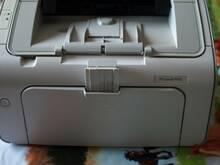 HP LaserJet P1005 laser printer USB