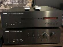 Yamaha CD-S2000 + A-S2000