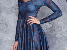 Blackmilk zombidega kleit XXS suurus
