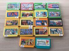 Telekamängu konsooli kassetid