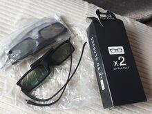 Samsung 3D aktiivprillid
