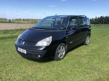 Renault Espace 2,2 110kW