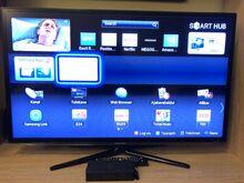 Samsung Led 3D UE40ES6100W + Microlab kõlarid