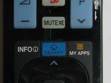 LG 3D Smart telekapult LG AKB73756502 KORRAS