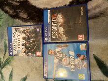 PS 4 mängud